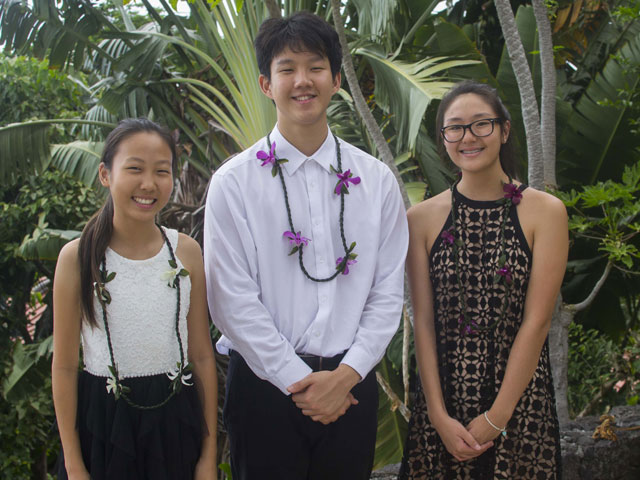 17-18 Madeline Schatz-Harris Concerto Competition Winners