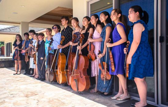 2019-20 Youth Concerto Competition Participants